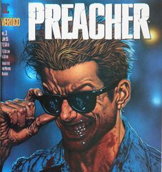 AMC Producers Share Preacher TV Series Update - Hell Horror