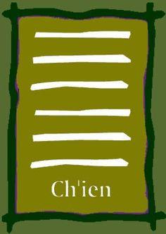 I CHING - O Livro das Mutações: Hexagrama 1. Ch'ien / O Criativo I Ching, Kung Fu, Zentangle, Mystic, World, Tattoo, Random, Artwork, Books