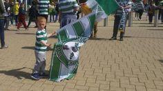 Louis, hincha de 5 años, pide perdón al Celtic por perderse el último partido | Desde la redacción - Yahoo Deportes