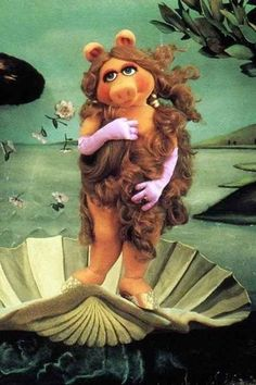 The Birth of Miss Piggy.