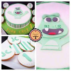 Las canciones del zoo #cake #cupcakes #lascancionesdelzoo #marinaoteropasteleria https://www.facebook.com/marinaoteropasteleria