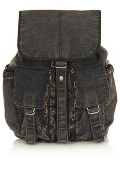 TAPESTRY TRIM BACKPACK