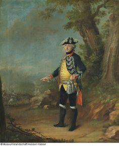 1tes Regiment Garde - 1760/62