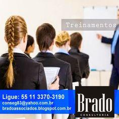 BRADO CONSULTORIA E SERVIÇOS LTDA.: TREINAMENTOS DE AGENTES ESCOLARES IN COMPANY