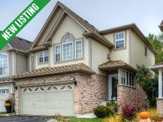 Family home located on a quiet street, backing onto Laurel Creek Conservation area! Conservation, Home And Family, Multi Story Building, Real Estate, Homes, Mansions, Street, House Styles, Places