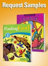 Special Needs Products- Loyola Press: This website has wonderful resources for adapted confirmation preparation materials!