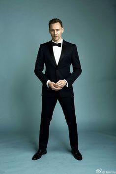 "lolawashere: "" Tom Hiddleston photographed by Jonathan Birch at the BAFTA TV Awards 2016. Via Torrilla/weibo """