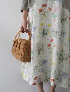[Envelope Online Shop] Dress flower1