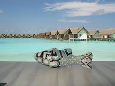 Four Seasons Landaa Giraavaru, #Maldives.