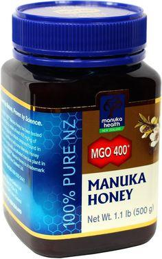 Anwendung von #Manuka Honig (Übersicht)