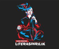 Sang penutur literasinrilik....sinrilik penyambung lidah peradaban #budaya #etnic #bugis #makassar
