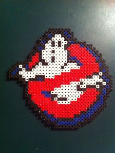 Ghostbusters bead sprite by ~Flames2Earth on deviantART