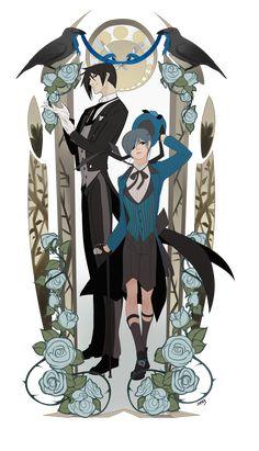 "Search ""Master List"" for all of my written Sebaciel smut. Manga Anime, Anime Art, Black Butler Funny, Sebastian X Ciel, Black Butler Characters, Sebaciel, Butler Anime, Black Butler Kuroshitsuji, Ciel Phantomhive"