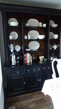Best 25 Black China Cabinets Ideas On Pinterest Black