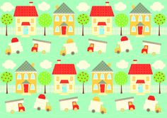 Free Download: Know someone with a new home? Then get a move on and download these fab papers!