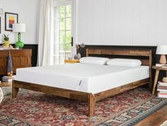 Tuft & Needle Full Mattress Bed in a Box T&N Adaptive Foam Sleeps Cooler with More Pressure Relief & Support Than Memory Foam Certi-PUR & Oeko-Tex 100 Certified Warranty. Casper Mattress, Full Mattress, Queen Mattress, Best Mattress, Mattress Covers, Mattress Mattress, Latex Mattress, Box Bed, Yurts