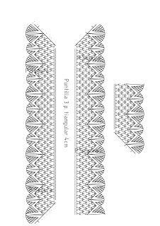 Patrobolillos : PICADOS PUNTILLAS Bobbin Lacemaking, Bobbin Lace Patterns, Crochet Borders, Reyes, Brownies, Blog, Ganchillo, Trapper Keeper, Old Ladies