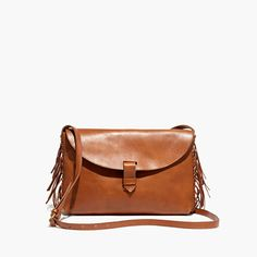 the fringe crossbody bag