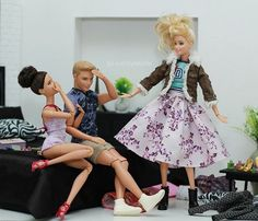 #Barbie #BarbieStyle #madetomovebarbie #madetomove