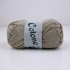 Cotone uni von Lana Grossa / 26-Beige
