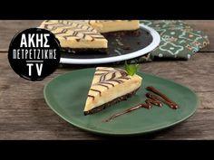 Τάρτα Λευκής Σοκολάτας Επ. 12 | Kitchen Lab TV | Άκης Πετρετζίκης - YouTube Pudding, Sweets, Cheese, Cooking, Ethnic Recipes, Desserts, Food, Youtube, Pie
