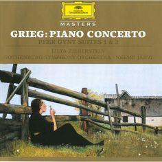 Lilya Zilberstein - Grieg: Piano Concerto; Peer Gynt Suites 1 & 2 (CD)