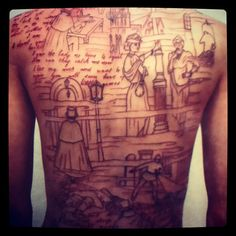 have a back piece