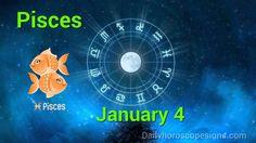 Pisces Daily Horoscope: January 4, 2015 Aquarius Horoscope, Zodiac Signs Horoscope, 12 Zodiac Signs, Daily Horoscope, Aquarius Daily, Astrological Sign, Vedic Astrology, 2017 Zodiac, Problem Solving