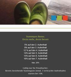 Stammgast-Bonus