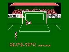 Footballer of the Year on Amstrad CPC Childhood Games, Gremlins, Consoles, Computers, All About Time, Geek Stuff, Gaming, Football, Youtube