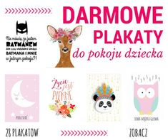 Najpiękniejsze, DARMOWE, kolorowe, niepowtarzalne PLAKATY DO POKOJU DZIECKA. Baby Bedroom, Baby Room Decor, Kids Bedroom, Newborn Room, Font Digital, Kids Corner, Nursery Inspiration, Digi Stamps, Free Prints