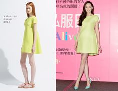 Pace Wu In Valentino – 'Pace Wu's Style Book: Fashion Alive' Book Launch