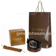 Gucci Belt with Interlocking G Buckle, fine black calf leather trim, silver interlocking G buckle, fine leather lining, comes with a quality gift box for free and shpping free,JUST $79.00, Visit www.getwatchesale.com/cheap-gucci-belts-on-sale-cb269.html for more replica gucci belts