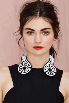 I Still Love You NYC Key Mantel Collar | Shop Accessories at Nasty Gal
