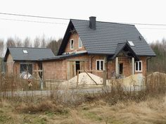 Budowa projektu Bajkowy #dom #projekt #budowa