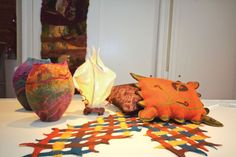 Rensselaerville-based felt artist Sharon Costello has fashioned... Photo-photo.2457 - Times Union