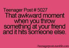 that awkward moment http://media-cache9.pinterest.com/upload/61994932340597913_z3dEwOmk_f.jpg peacelovedancex teenager posts
