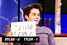 dylan o'brien and selena gomez gif |