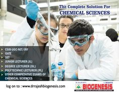 #CSIR-UGC-NET-GATE #CHEMISTRY #COACHING. more information click on the link: www.drrajeshbioge... (or) call:9963697976