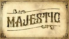 Letterhead Fonts / Majestic / Rough Fonts