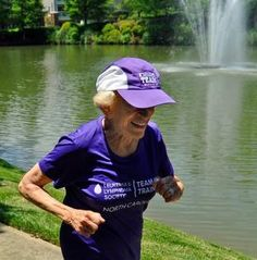 At 91, Harriette Thompson taking on another marathon | CharlotteObserver.com