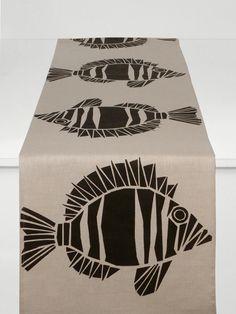 Fisk Table Runner