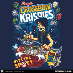 Crossbow Krispies