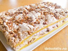 Sweets Recipes, Cake Recipes, Desserts, Nutella, Great Recipes, Banana Bread, Goodies, Cooking, Food