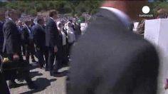 Serbia condena enérgicamente el ataque contra su primer ministro en Srebrenica