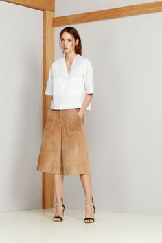 Culottes: Here's How To Wear SS15's Hottest New Trouser   Marie Claire