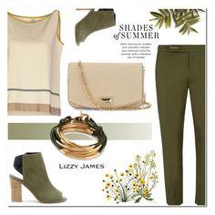 """Lizzy James 1/I"" by nerma10 ❤ liked on Polyvore featuring Dorothy Perkins, Lizzy James, SIYU, MaxMara, Sole Society and lizzyjames"