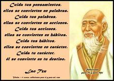 Resultado de imagen de versos lao tse