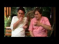 Chico Buarque e Tom Jobim conversando sobre a bossa e questoes gerais