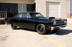 1969 Plymouth roadrunner 440